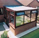 Lean-To Conservatories are an ideal solution for those on a budget